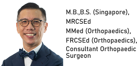 About SportsIn Ortho   Dr Desmond Ong